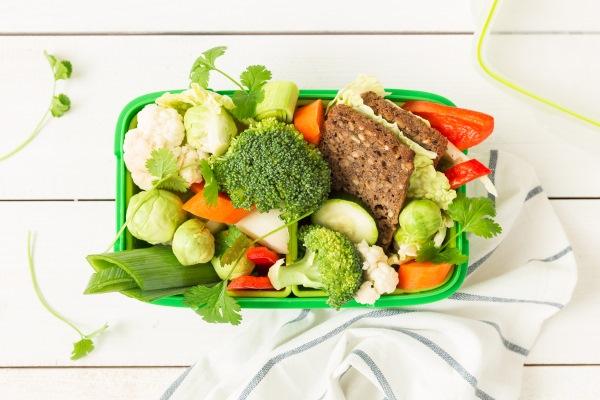 Овощи, в составе которых есть фолиевая кислота