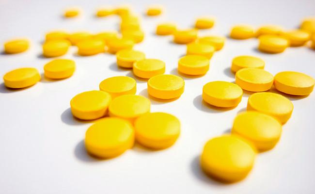 Таблетки Фурацилин для лечения горла