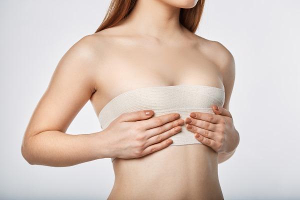 Бандаж для восстановления формы груди