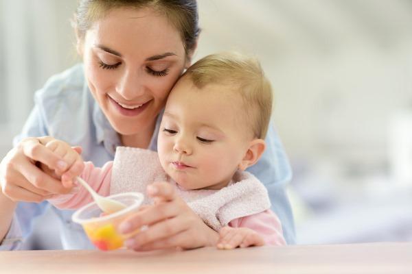 Прикорм грудного ребенка