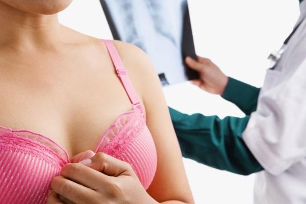 Диагностика женской груди