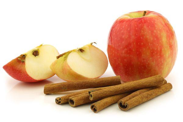 Рецепт из яблока и корицы