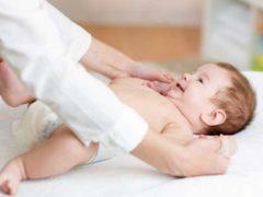 Деформации окружности грудной клетки у детей (новорожденных): таблицы правильных параметров