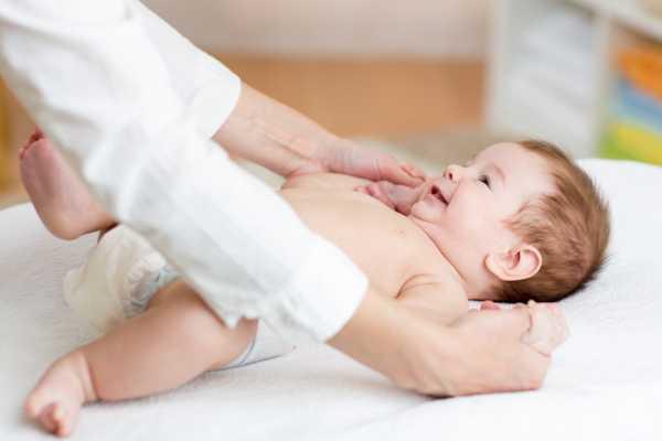 Зарядка для младенца
