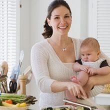 Риск употребления аллергенных продуктов при грудном вскармливании
