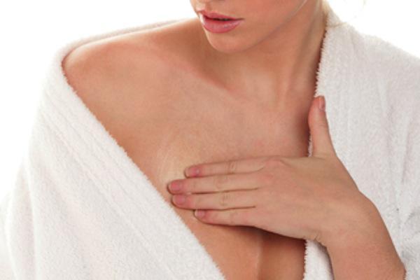 Как проверить состояние груди