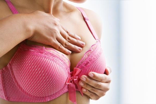 Самостоятельная диагностика груди