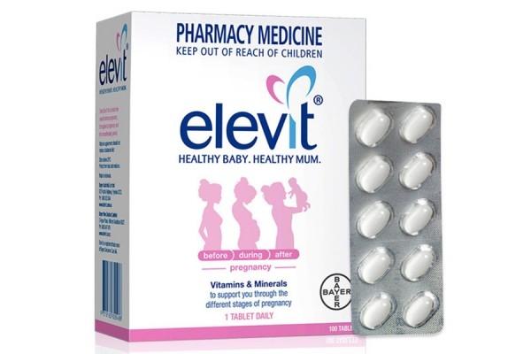 Упаковка витаминов Элевит