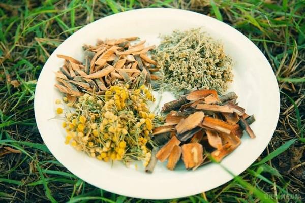 Корень солодки и лекарственные травы