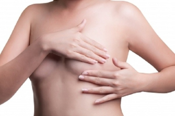Как прощупать свою грудь