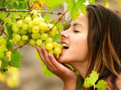 Можно ли есть виноград кормящей маме?